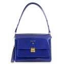 Shoulder bag Morgana Collection in Patent Calf Leather