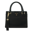 Small Tote Lady Nada Collection In Nappa Leather