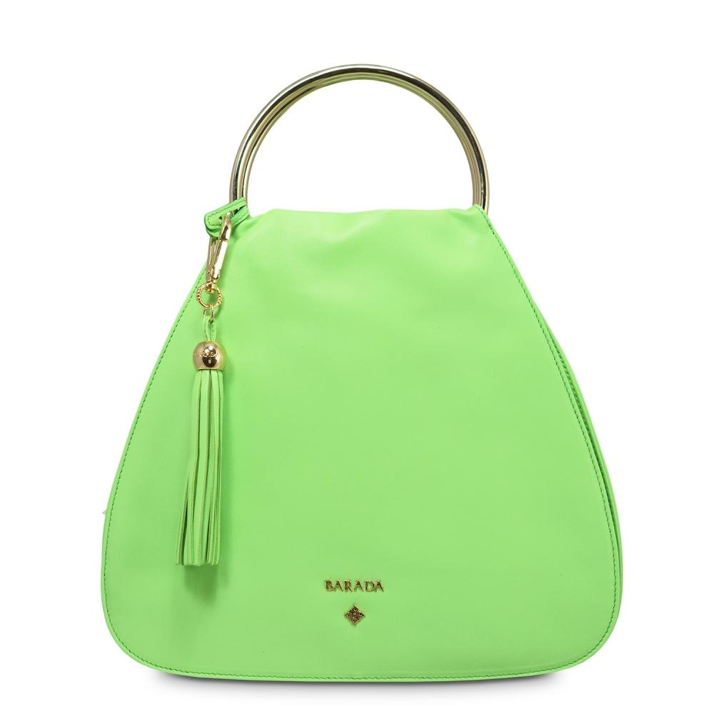 Handbag Venus Collection In Nappa Leather