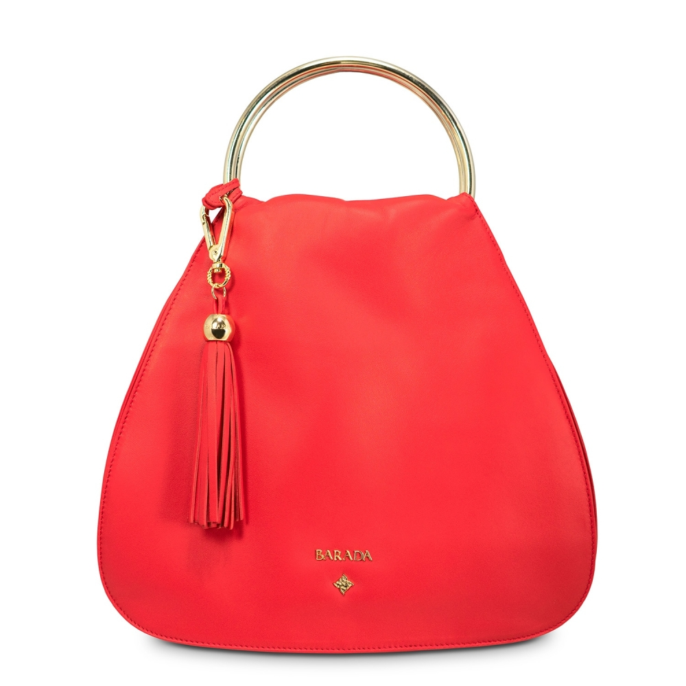 Handbag Venus Collection In Nappa Leather