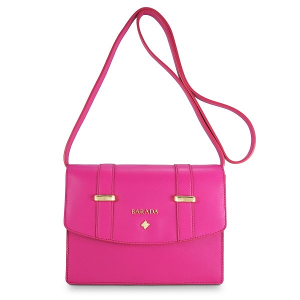 Crossbody Bag Surya Collection in Calf Leather