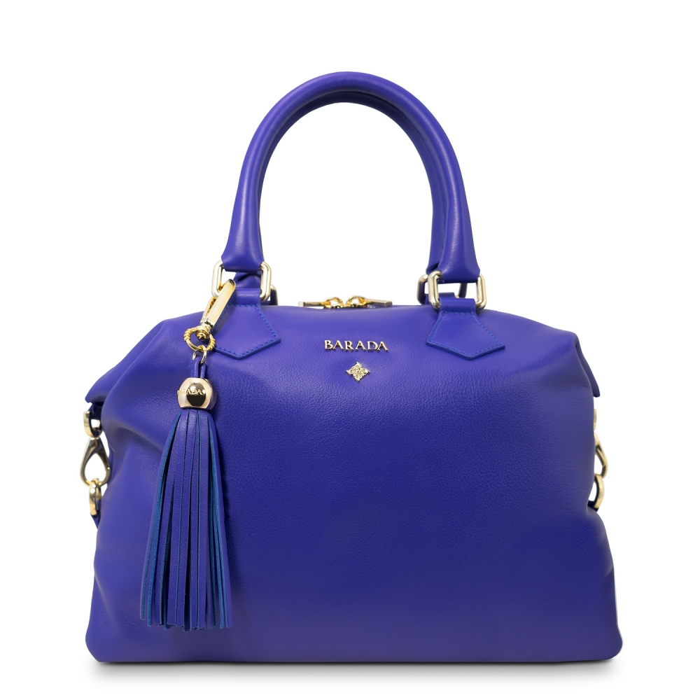 Handbag Minerva Collection in Calf Leather