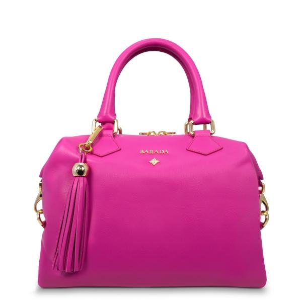 Handbag Minerva Collection in Calf Leather