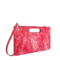 Handbag Style 347 in Colibrí leather (Lambskin) and Red colour