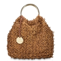 Handbag Portia Collection in Calf Leather