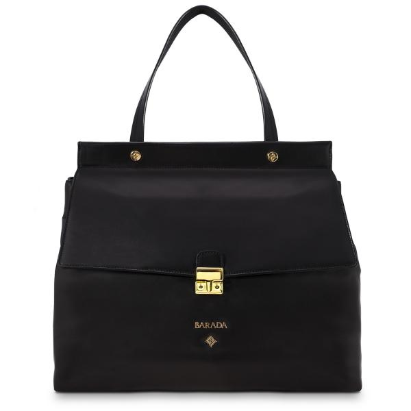 Handbag Alexa Collection in Nappa Leather