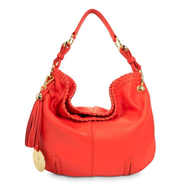 Shoulder bag Duende Collection Mini in Calf Leather