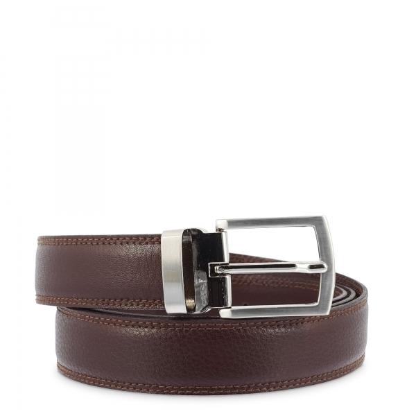 Cinturon en piel Vacuno, Barada C1-AL02 en color Marrón
