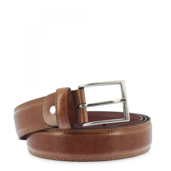 Leather Belt, Barada C2-TE02 in leather color