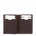 Leather Wallet for men in Brown color