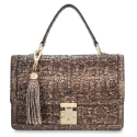 Hand bag from our Thais collection in Lamb Skin (grainy finish)