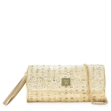 Clutch Handbag from our Fiesta collection in Lambskin (Fantasy Pattern)