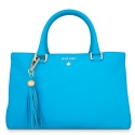 Medium Tote handbag from our Lady Nada collection in Calf Leather (Antelope)