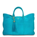 Shopping Tote Moira Collection in Nubuck finished Calf Leather