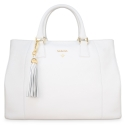 Tote/Shopping handbag from our Morgana collection in Calf Leather (Antelope)