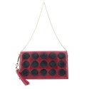 Clutch from Aetos collection in Calf and Lamb fur