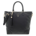 Shopping bag from Casia collection in Calf
