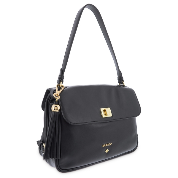 Saddle bag from Hera collection in Calf