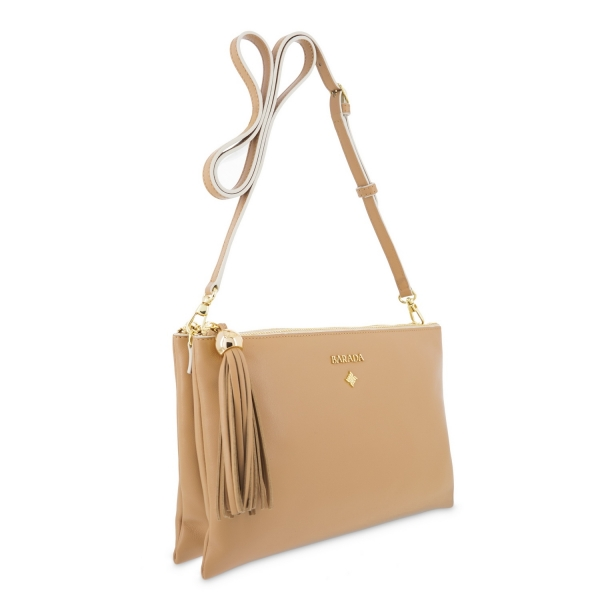 Duo Pouch from Shiva collection in Calf