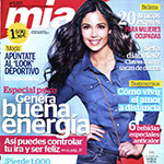 Barada Bags, press release in mía Magazine